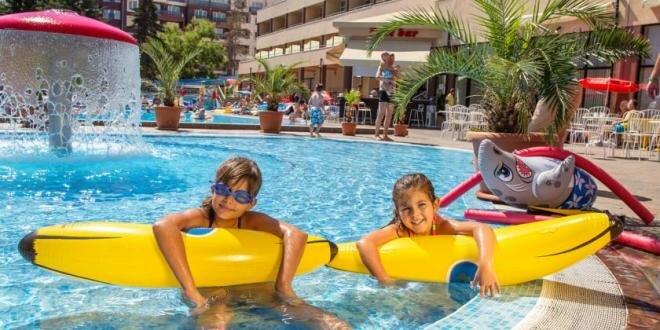 Как выбирать отель в преддверии отдыха с детьми